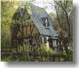 (c) 2003-2007 Lana's The Little House - Storybook English Cottage